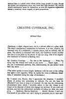 Creative Coverage Preview